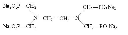 EDTMPS,乙二胺四甲叉膦酸钠 EDTMPS,乙二胺四亚甲基膦酸钠,EDTMP,EDTMPA,EDTMP钠盐 EDTMP·Na5,化友水处理,0531-88686116